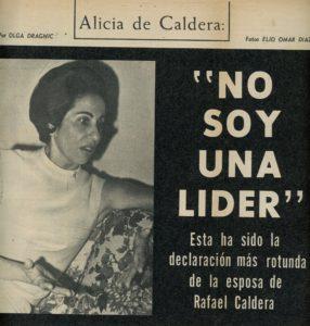 1967. Junio, 13. Reportaje en Revista PÁGINAS.(1)