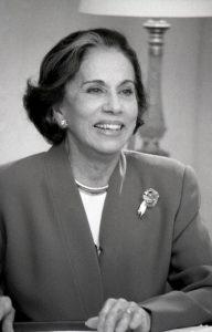 1994. Alicia Pietri de Caldera
