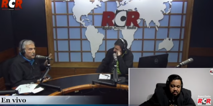 [AUDIO Y VIDEO] Y Así Nos Va del 6 de noviembre de 2019 (Entrevista a Juan José Caldera)