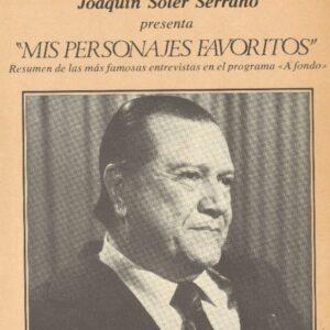 Joaquín Soler Serrano entrevista a Rafael Caldera (1989)