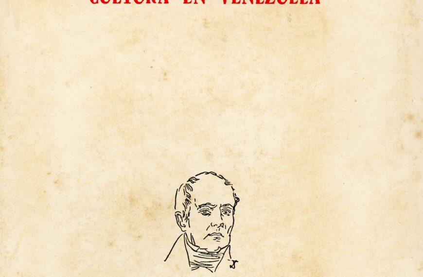 Aspectos sociológicos de la cultura en Venezuela (1956)