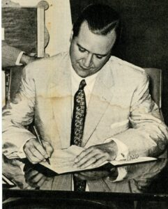 Rafael Caldera - Pacto de Puntofijo. Revista Momento del 7 de noviembre de 1958.