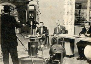 Rafael Caldera en el Programa Actualidad Política, 30 de octubre de 1958.