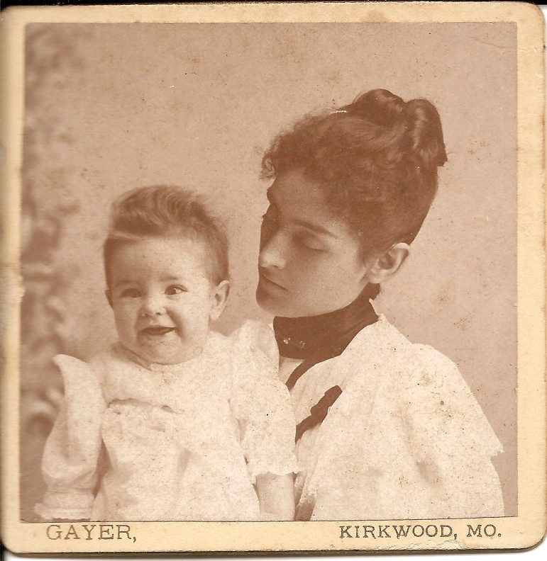Elinor and Cartmell who must have been born about 1894.