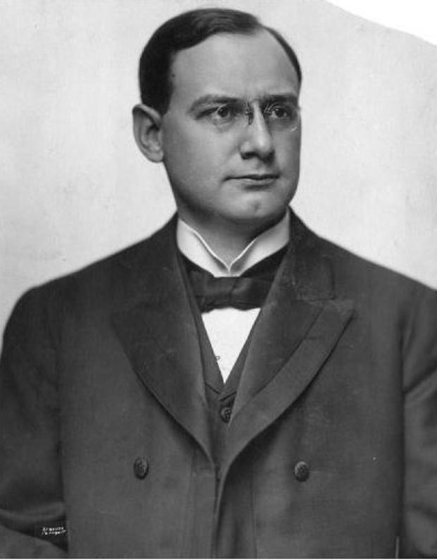 Joseph W. Folk about 1904.