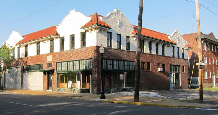 The Cape/Harper building in 2010.
