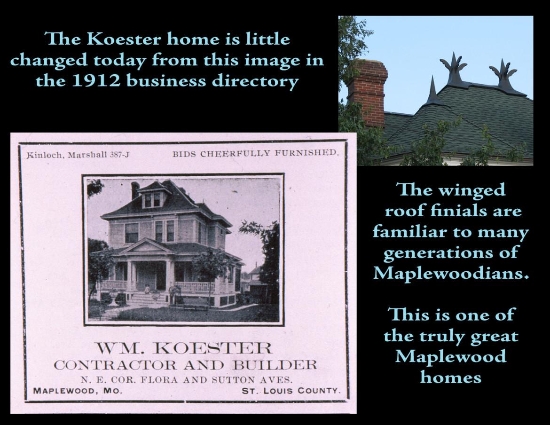 28 Koester home