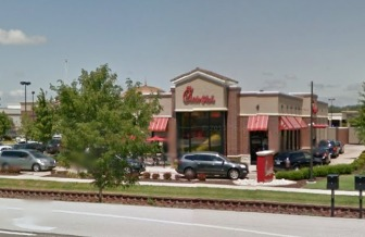 Chik-fil-A in Chesterfield credit: Google Maps