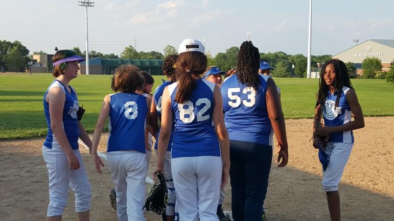 MRH Girls Softball brings home another win!