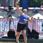 Sophia Rivera at New Balance Nationals