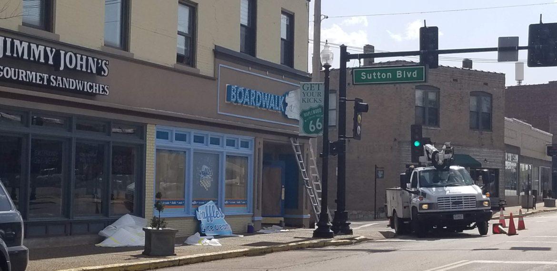 Boardwalk Waffles New Location