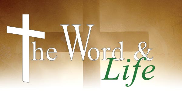 The Word in Life header