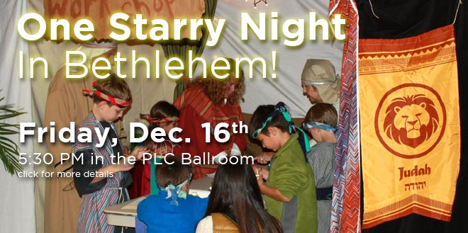 One Starry Night in Bethlehem