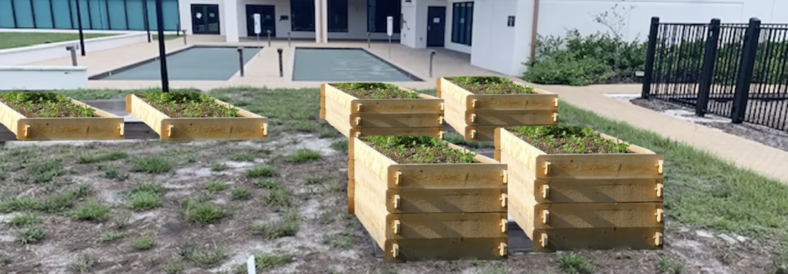 Support Our Scout in His Eagle Scout Project: The SJE Mission Garden