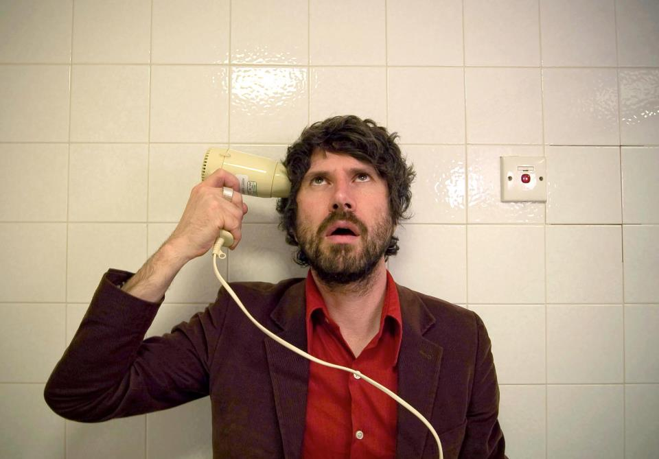 Gruff Rhys Tour feat Y Niwl – REVIEW