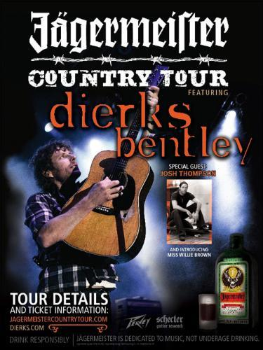 Jagermeister Country Tour feat Dierks Bentley – REVIEW