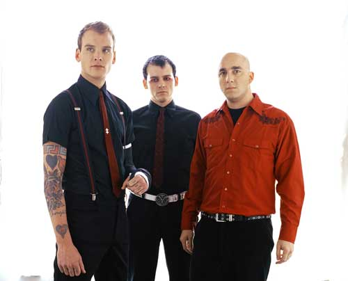 Alkaline Trio Announce Co-Headlining Tour with New Found Glory