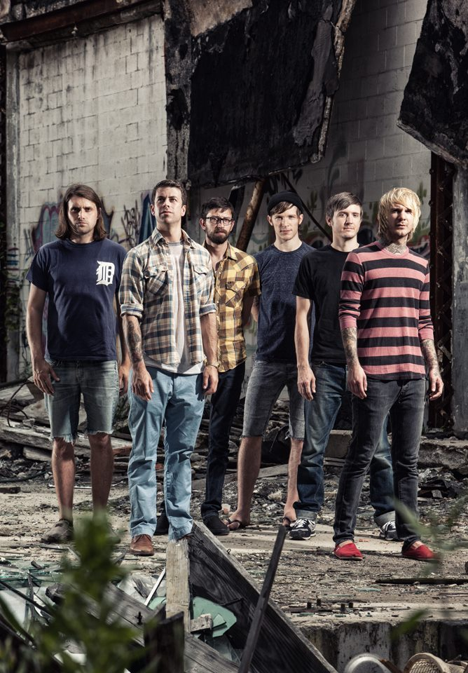 """Chiodos and Blessthefall Announce """"The Crowd Surf America Tour"""""""
