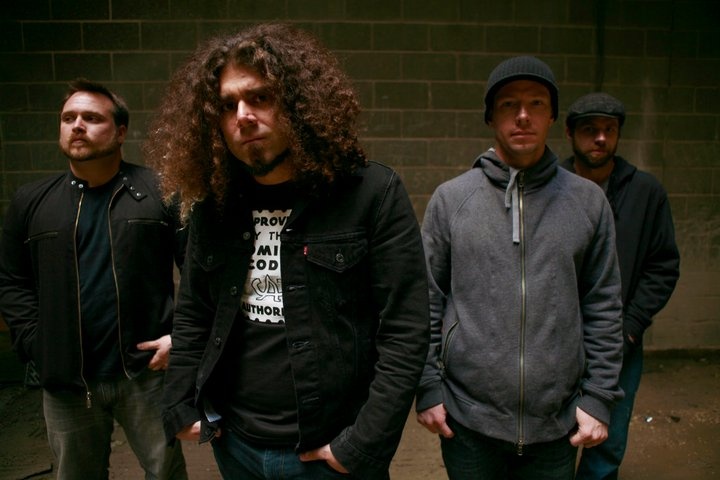 "Coheed and Cambria Announce ""Neverender Iksse: 3 Tour"""