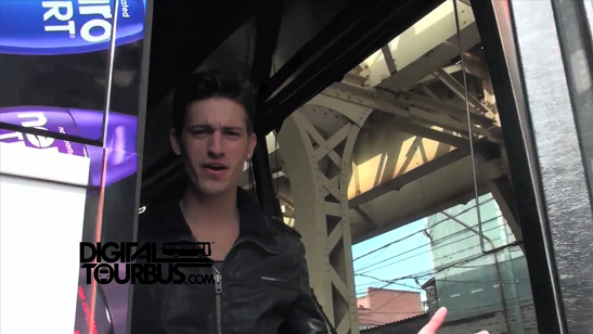 Asher Monroe – BUS INVADERS Ep. 322