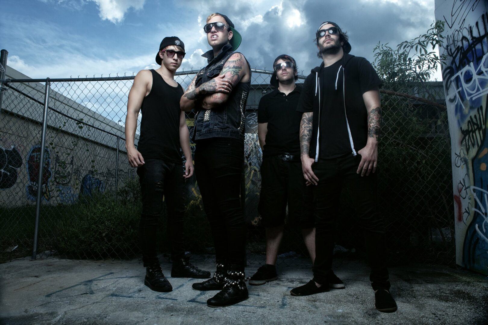 "Attila Announces ""The Party With The Devil Tour"""