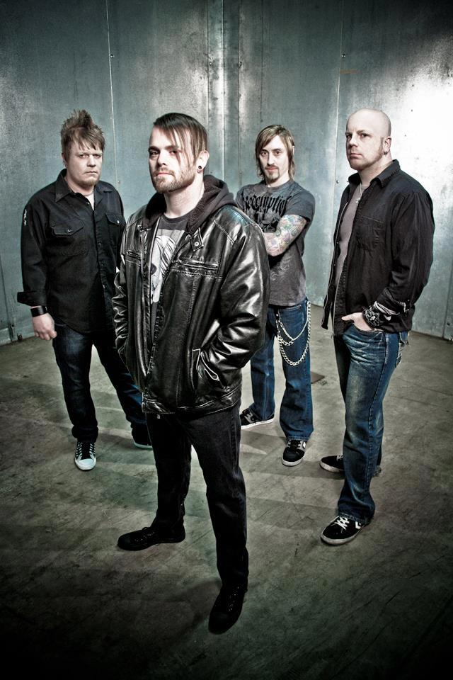 Candlelight Red Announces Fall Tour with Fozzy