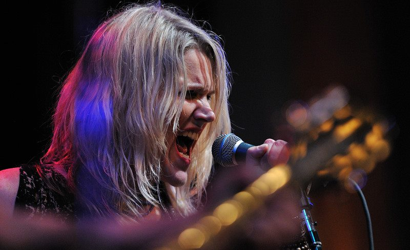 """Cathy Richardson (of Jefferson Starship) – 10th ROAD VLOG from """"World Tour 2012"""""""