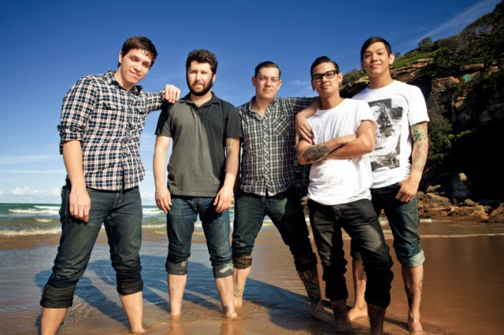Fireworks Replaces Defeater On The Wonder Year's Spring Tour