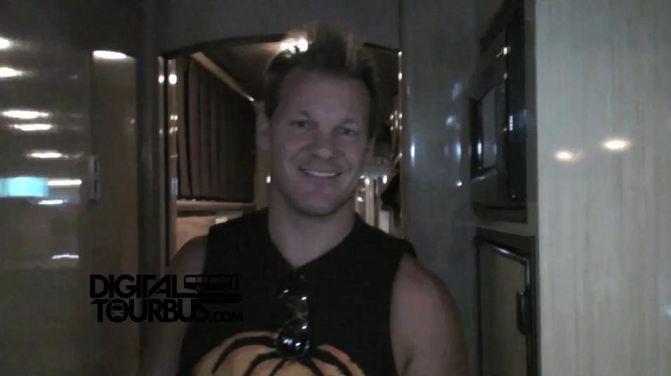 Fozzy / Chris Jericho – BUS INVADERS Ep. 354 (Uproar Edition)