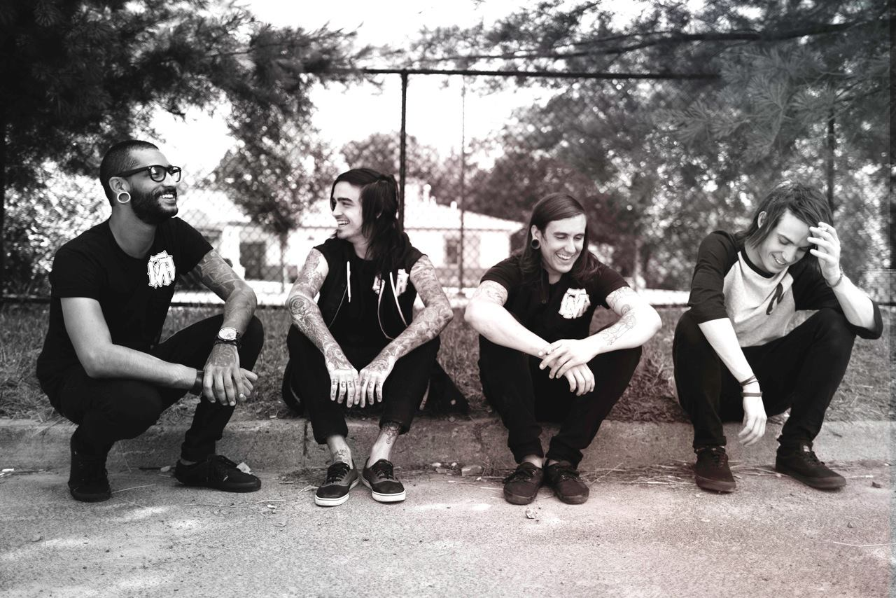 Like Moths To Flames / Crown The Empire / The Color Morale U.S. Tour