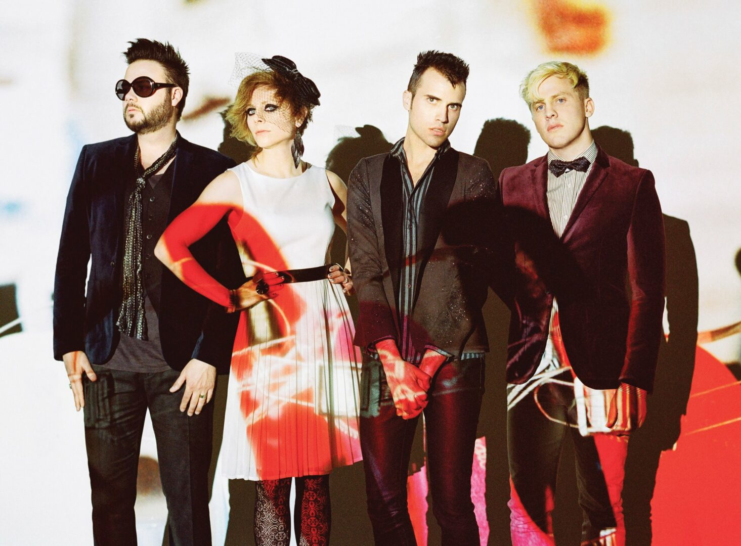 "Neon Trees Announce ""First Things First Tour"""