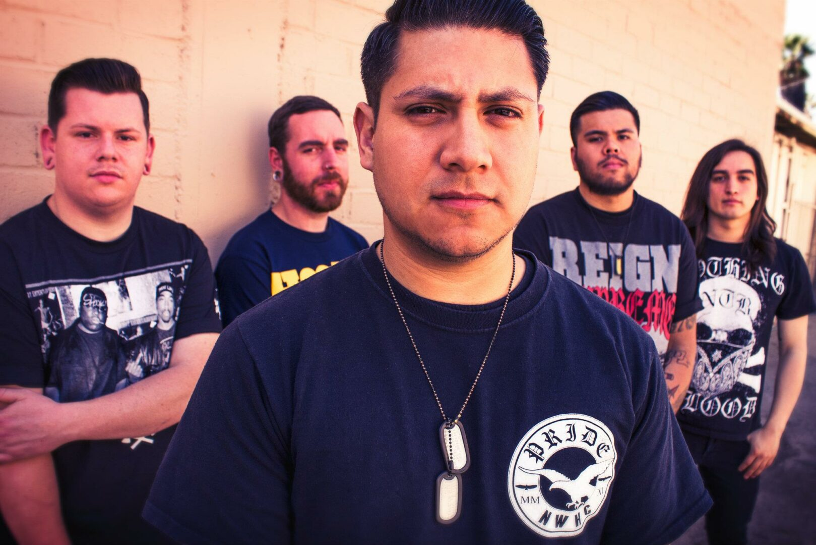 No Bragging Rights Announce Holiday Tour