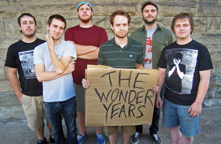 """The Wonder Years Announce """"The Greatest Generation North American Tour"""""""