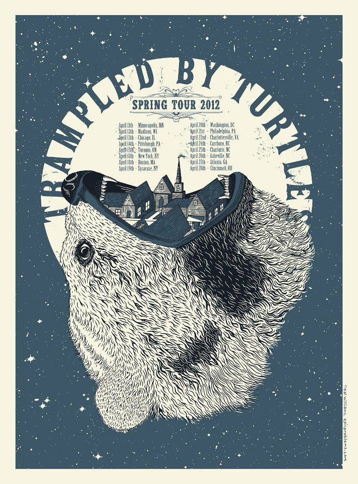 Trampled by Turtles North American Tour – REVIEW