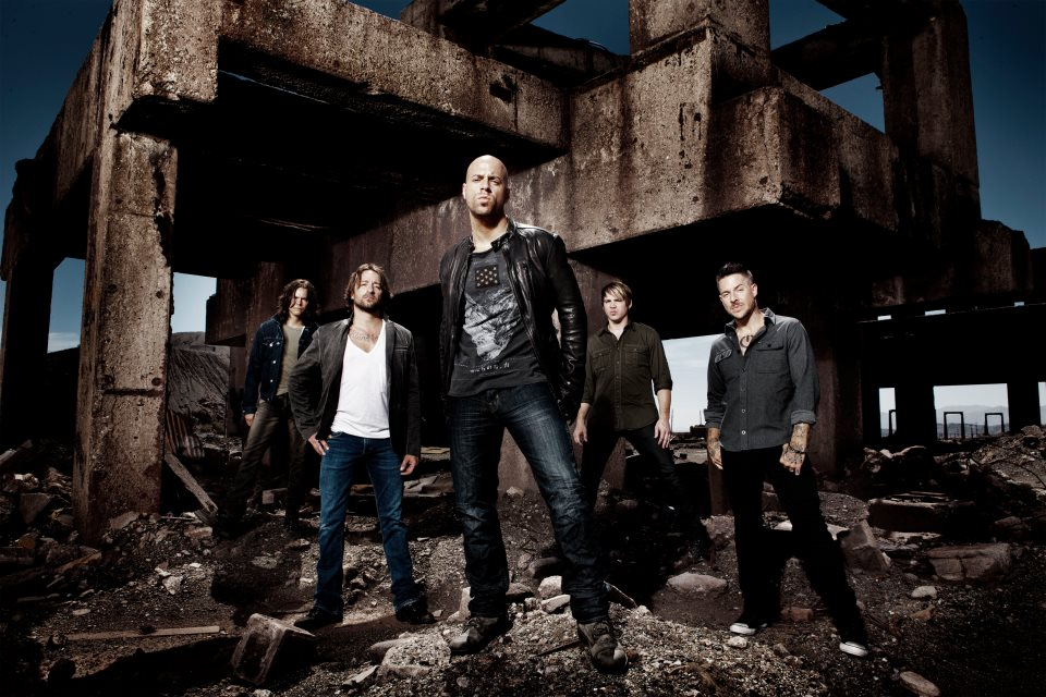 Daughtry / 3 Doors Down Adds Third Leg to Co-Headline Tour