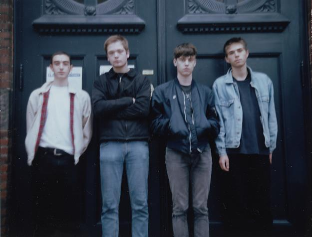 Iceage Announces North American / European Tour 2014