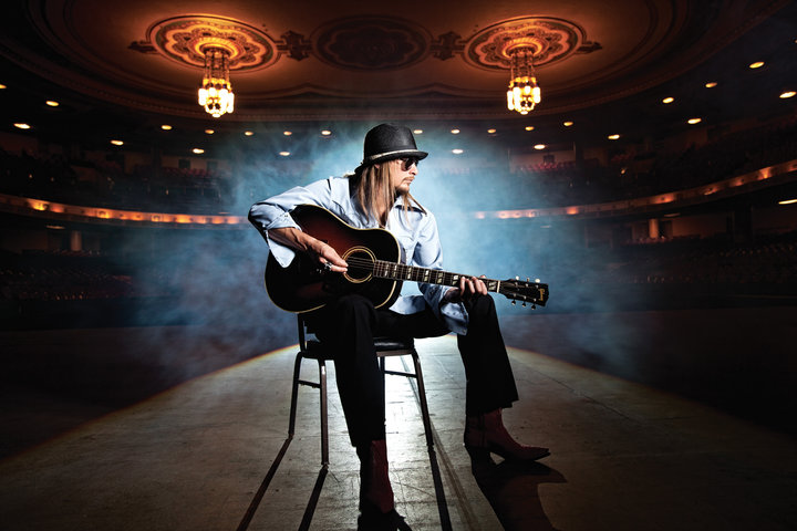 Kid Rock Announces Summer U.S. Tour