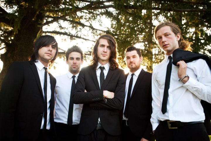 "Mayday Parade Announce ""The Honeymoon Tour"""