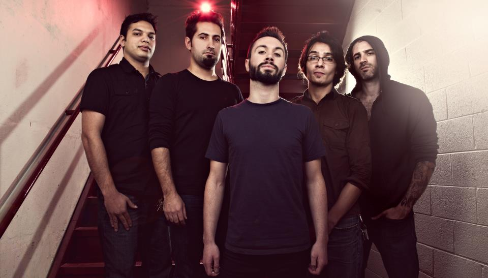 """Periphery Announce """"The Escape From The Studio Tour"""""""