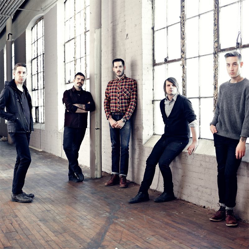 "Silverstein Announce ""Discovering The Waterfront 10-Year Anniversary Tour"""