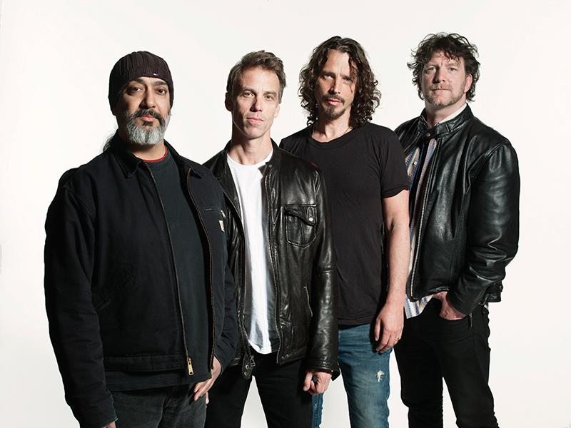 Soundgarden's Winter Tour 2013 Sells Out