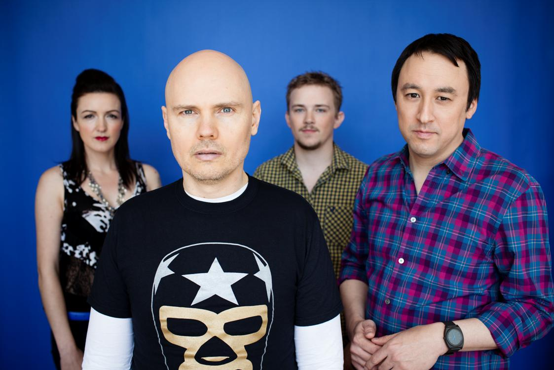 """The Smashing Pumpkins Announce """"The End Times Tour"""" with Marilyn Manson"""
