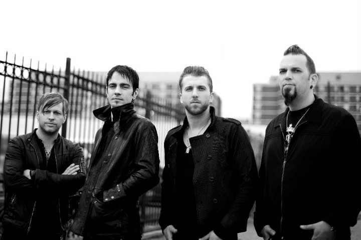 Matt Walst (of My Darkest Days) Joins Three Days Grace for Tour