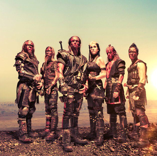 Turisas Announces North American Headline Tour with Firewind / Stolen Babies