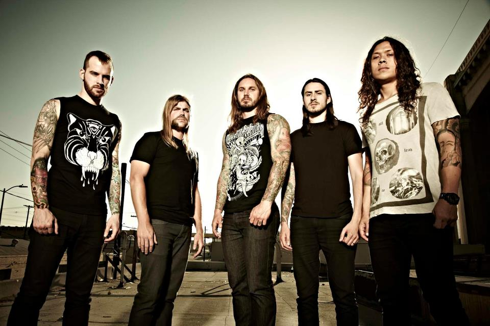 As I Lay Dying Drop Off Killswitch Engage Tour / The Word Alive and Darkest Hour