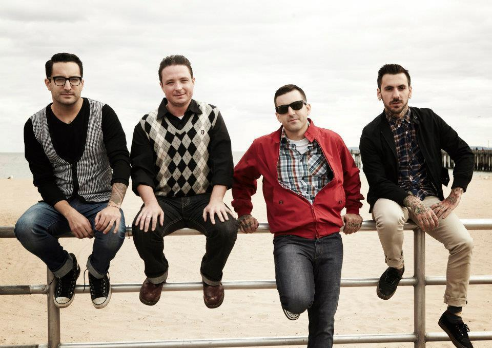 Bayside Announces Co-Headline U.S. Tour with Motion City Soundtrack