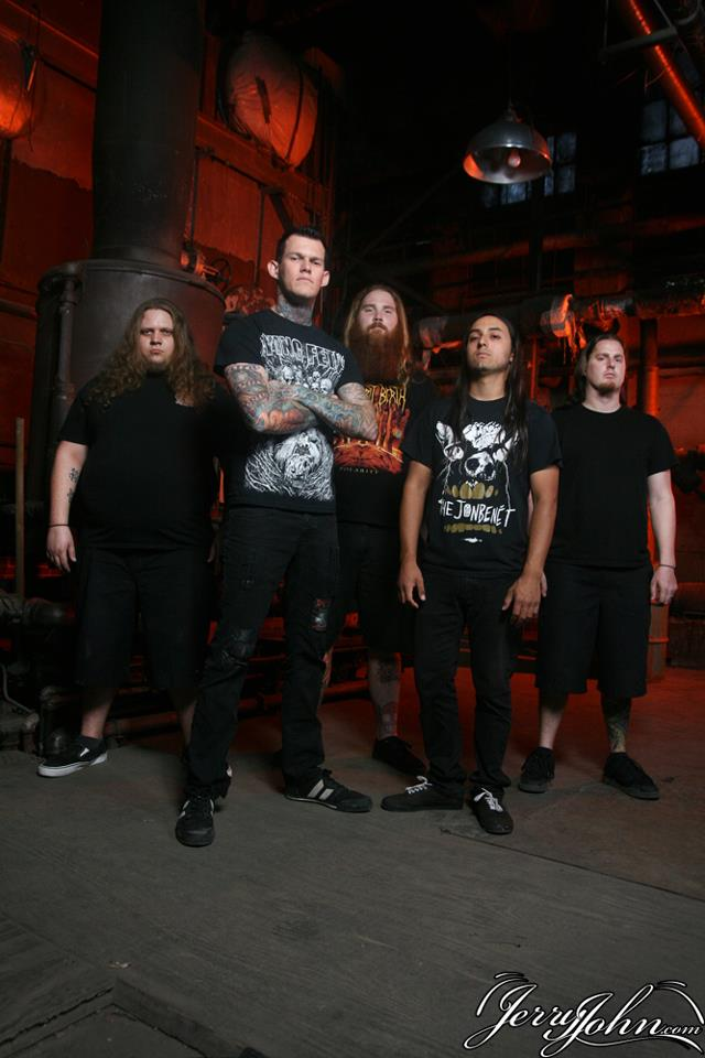 """Carnifex Announce """"Die Without Hope Tour"""" Dates"""
