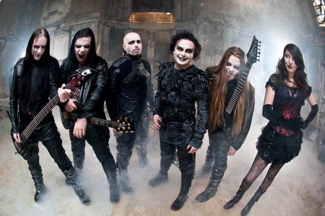 Cradle of Filth / The Faceless / Decapitated / The Agonist North American Tour