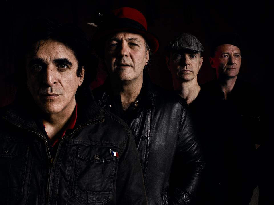 Killing Joke Cancels 2016 U.S. Tour