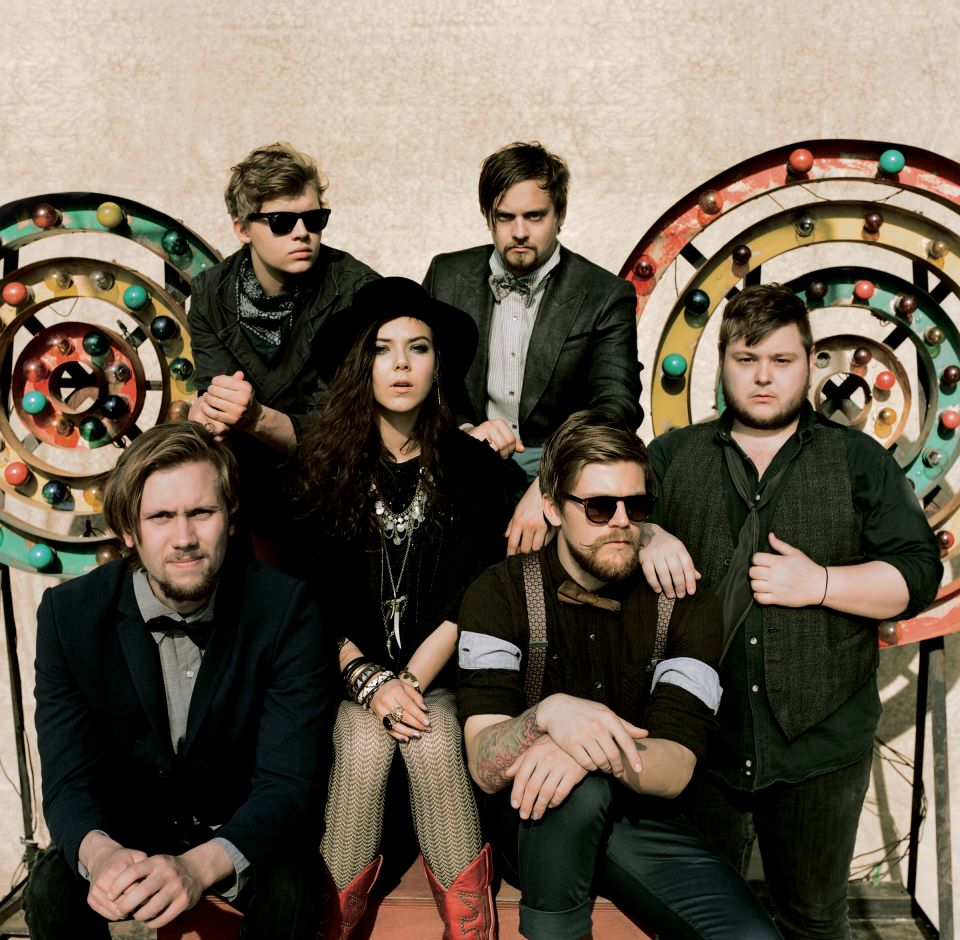 Of Monsters and Men 2012 Fall Tour – REVIEW